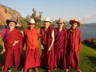 Bön Stupa for World Peace